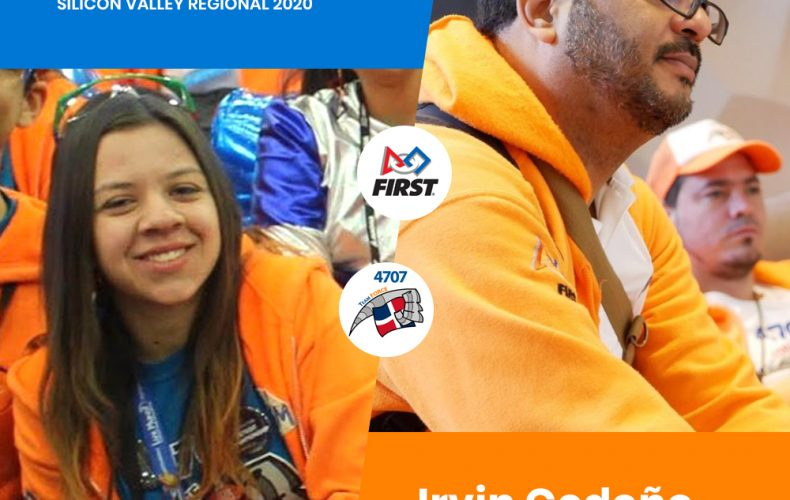 Premios recibidos en la Regional de Silicon Valley – First Robotics Competition